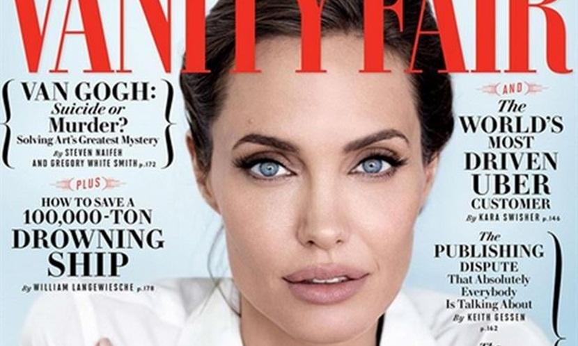 Angelina Jolie Angelina Jolie tiene aspiraciones políticas