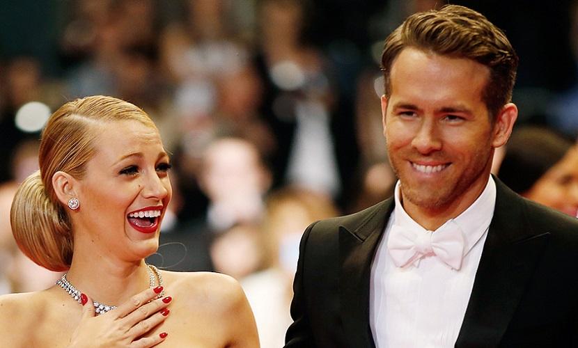 blake lively Blake Lively y Ryan Reynolds ya son papás