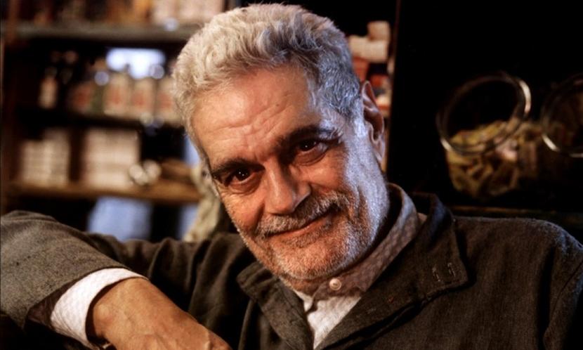 Omar Sharif El legendario actor, Omar Sharif tiene Alzheimer
