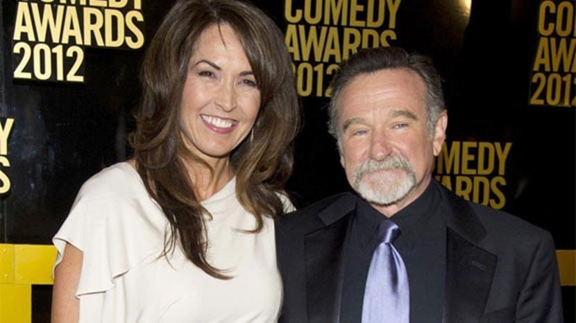 robin williams La viuda de Robin Williams desvela cómo se sentía el actor
